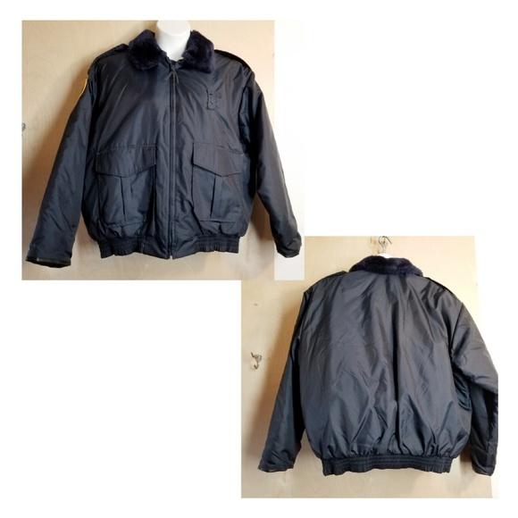 Solar 1 | Bomber-style CHP Volunteer Duty Jacket